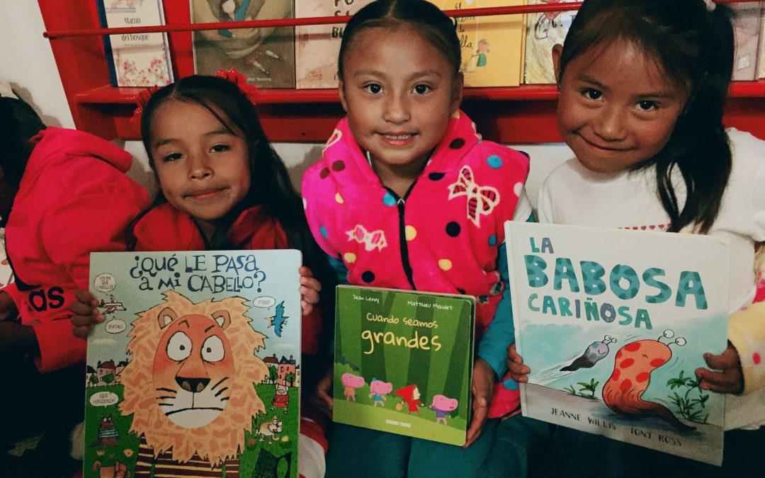Nouvelle bibliothèque dans l'état de Oaxaca